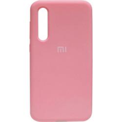 Накладка Xiaomi Mi9SE pink Soft Case