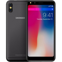 Doogee X53 1/16Gb Black EU Гарантия 3 месяца!