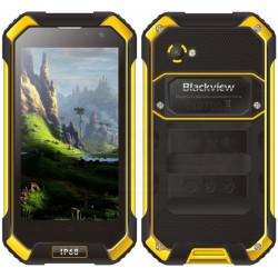 Blackview BV6000 Sunshine Yellow 3/32Gb Гарантия 3 месяца+FULL-комплект аксессуаров*