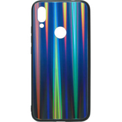 Накладка Xiaomi Redmi7 deep blue Chameleon Glass