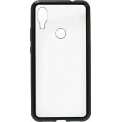 Накладка Xiaomi Redmi7 black bamper Metall Magnetic Case