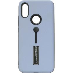 Накладка Xiaomi Redmi7 light violet Hold Soft Touch
