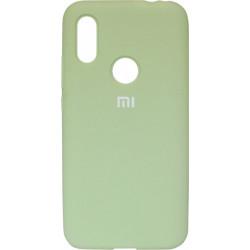 Накладка Xiaomi Redmi7 mint Soft Case