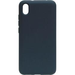 Накладка Xiaomi Redmi7A dark blue Soft Case
