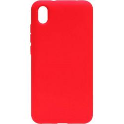 Накладка Xiaomi Redmi7A red Soft Case