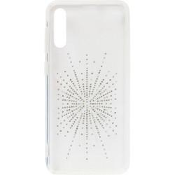Силикон SA A505 white Silver Shine