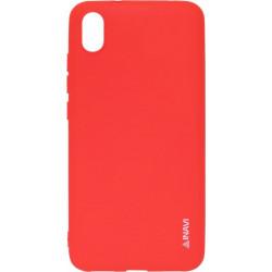 Силикон Xiaomi Redmi7A red Inavi