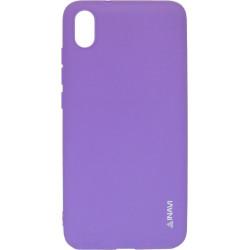 Силикон Xiaomi Redmi7A violet Inavi
