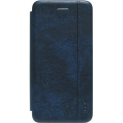 Чехол-книжка Xiaomi Redmi7A dark blue Gelius