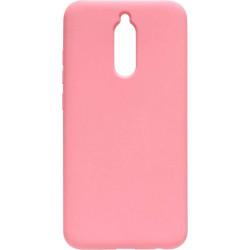 Силикон Xiaomi Redmi 8 pink Silicone Case