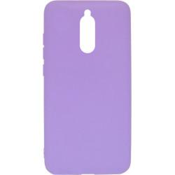 Силикон Xiaomi Redmi 8 light violet Silicone Case