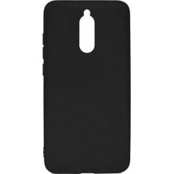 Силикон Xiaomi Redmi 8 black Silicone Case