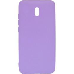 Силикон Xiaomi Redmi 8А light violet Silicone Case
