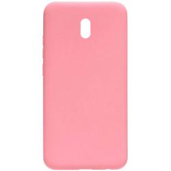 Силикон Xiaomi Redmi 8A pink Silicone Case