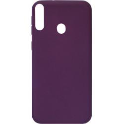 Силикон SA A207 pearl violet Silicone Case