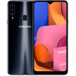 Samsung Galaxy A20s 2019 A207F 3/32GB Black (SM-A207FZKD) UA-UСRF Официальная гарантия 12 мес. + FULL-комплект аксессуаров*