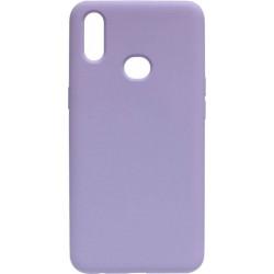 Силикон SA A107 light violet Silicone Case