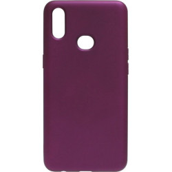 Силикон SA A107 pearl violet Silicone Case