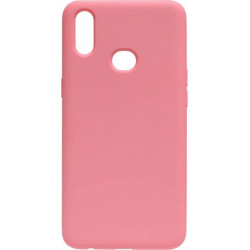 Силикон SA A107 pink Silicone Case
