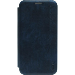 Чехол-книжка SA A107 dark blue Leather Gelius