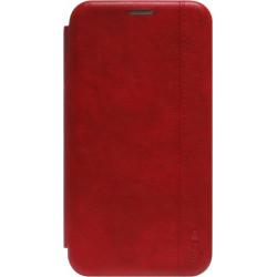 Чехол-книжка SA A107 red Leather Gelius