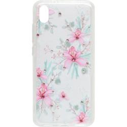 Силикон Xiaomi Redmi7A pink Fashion