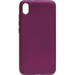 Силикон Xiaomi Redmi7A pearl violet Silicone Case