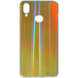 Накладка SA A107 gold rainbow Chameleon Glass