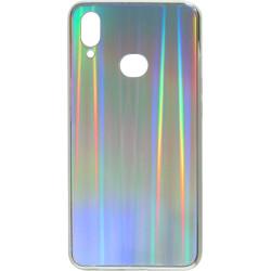 Накладка SA A107 silver rainbow Chameleon Glass