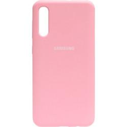 Накладка SA A505/A307 pink sand Soft Case
