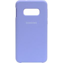 Накладка SA G970 S10 Lite light violet Soft Case