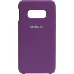 Накладка SA G970 S10 Lite purple Soft Case