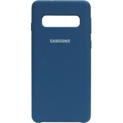 Накладка SA G973 S10 blue Soft Case