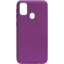 Накладка SA M30s purple Soft Case