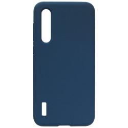 Накладка Xiaomi Mi A3 Lite/CC9/Mi9 Lite dark blue Soft Case