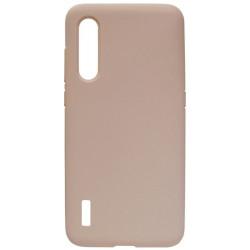 Накладка Xiaomi Mi A3 Lite/CC9/Mi9 Lite pink sand Soft Case