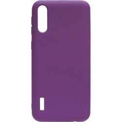 Накладка Xiaomi Mi A3 Lite/CC9/Mi9 Lite purple Soft Case