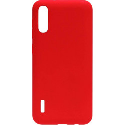 Накладка Xiaomi Mi A3 Lite/CC9/Mi9 Lite red Soft Case