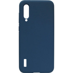 Накладка Xiaomi Mi A3/CC9e dark blue Soft Case
