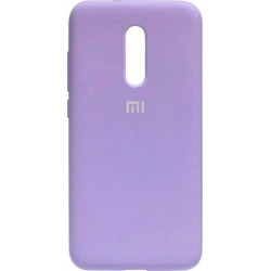 Накладка Xiaomi Redmi 8 light violet Soft Case