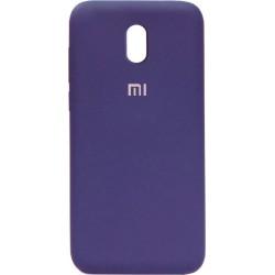 Накладка Xiaomi Redmi 8A violet Soft Case