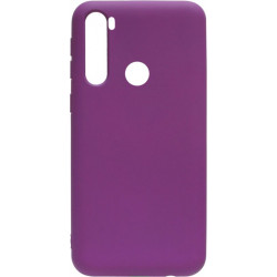 Накладка Xiaomi Redmi Note 8 purple Soft Case