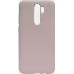 Накладка Xiaomi Redmi Note 8 Pro pink sand Soft Case