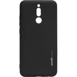 Силикон Xiaomi Redmi 8 black SMTT