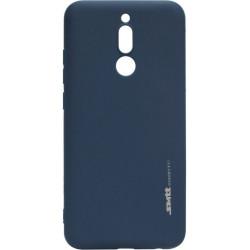 Силикон Xiaomi Redmi 8 dark blue SMTT