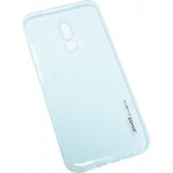 Силикон Xiaomi Redmi 8 white 0.7mm SMTT