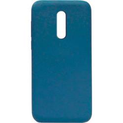 Силикон Xiaomi Redmi 8 blue Silicone Case Molan