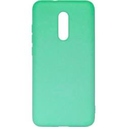 Силикон Xiaomi Redmi 8 mint Silicone Case Molan
