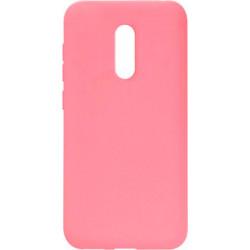 Силикон Xiaomi Redmi 8 pink Silicone Case Molan