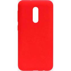 Силикон Xiaomi Redmi 8 red Silicone Case Molan